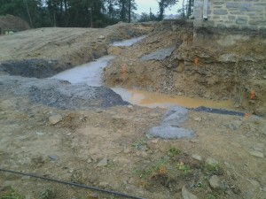 8-1 footers poured