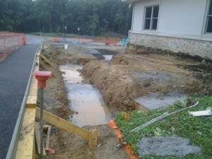 8-1 footers poured2