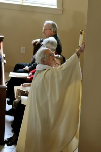 St. Joseph-on-Carrollton-Manor new church dedication