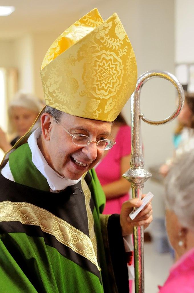 Archbishop Lori's Letters | St. Joseph-on-Carrollton Manor ...