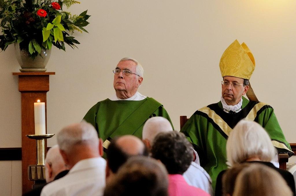 , Deacon Greg Retires, St. Joseph-on-Carrollton Manor Catholic Church