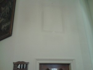 Painting removal