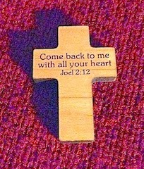 Reconciliation cross