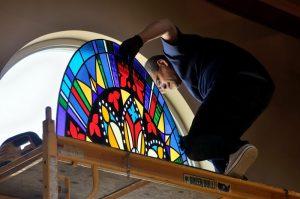 St. Joseph-on-Carrollton-Manor new church construction