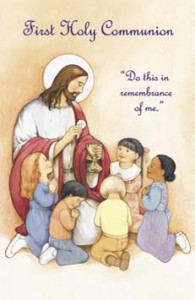 , First Reconciliation and First Eucharist, St. Joseph-on-Carrollton Manor Catholic Church