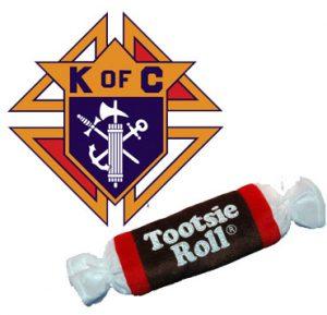 , Knights' Tootsie Roll Drive, St. Joseph-on-Carrollton Manor Catholic Church, St. Joseph-on-Carrollton Manor Catholic Church