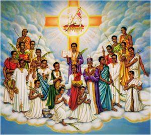 Sts Charles Lwanga and Companions 03Jun