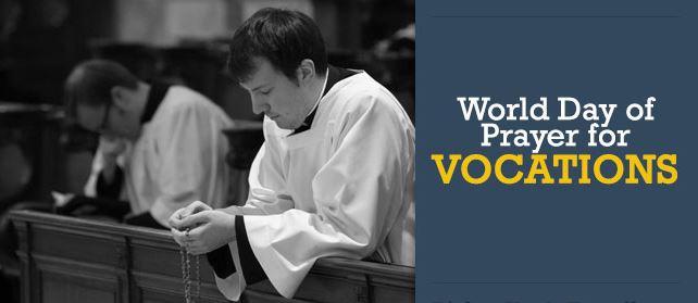 , World Day of Prayer for Vocations, St. Joseph-on-Carrollton Manor Catholic Church, St. Joseph-on-Carrollton Manor Catholic Church