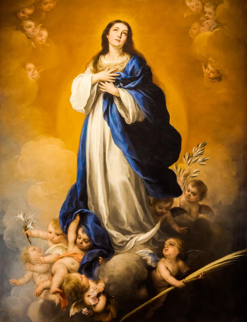 , Immaculate Conception, St. Joseph-on-Carrollton Manor Catholic Church, St. Joseph-on-Carrollton Manor Catholic Church