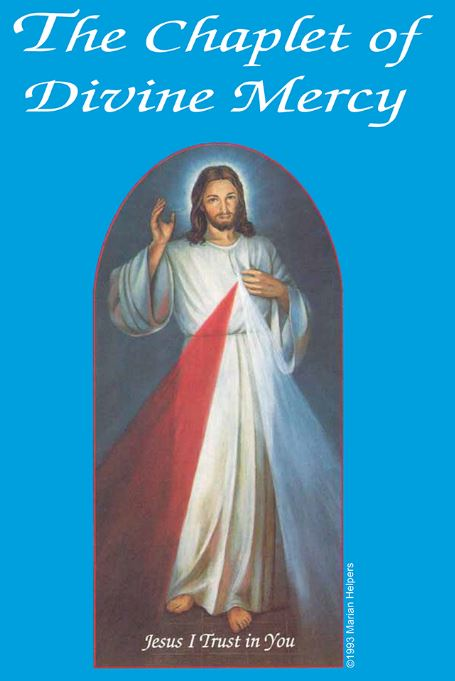 , Divine Mercy Chaplet, St. Joseph-on-Carrollton Manor Catholic Church, St. Joseph-on-Carrollton Manor Catholic Church