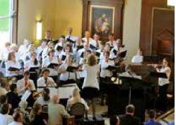 , The Music Ministry of St Joseph-on-Carrollton Manor, St. Joseph-on-Carrollton Manor Catholic Church, St. Joseph-on-Carrollton Manor Catholic Church