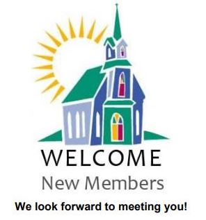 , Welcome to Our New Parishioners, St. Joseph-on-Carrollton Manor Catholic Church