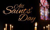 , All Saints' Day, St. Joseph-on-Carrollton Manor Catholic Church, St. Joseph-on-Carrollton Manor Catholic Church