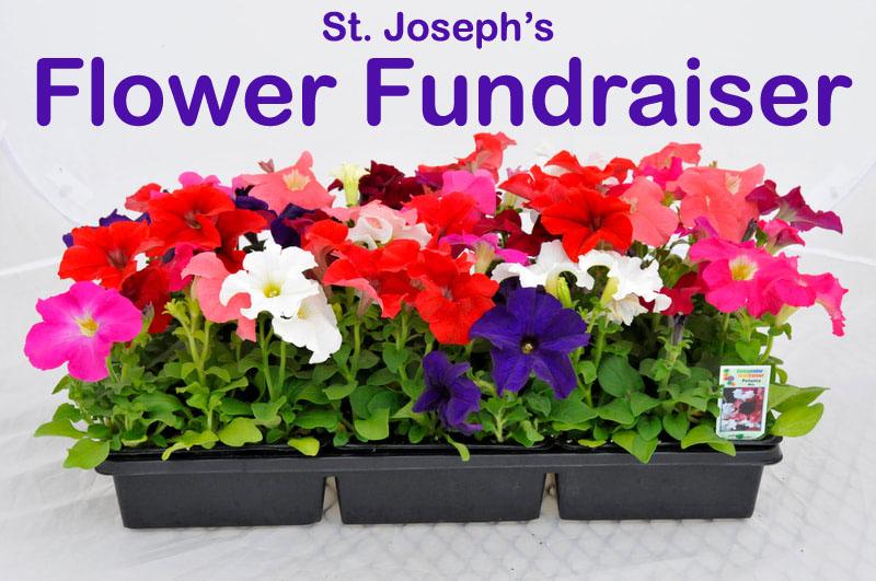 , Spring Flower Sale, St. Joseph-on-Carrollton Manor Catholic Church, St. Joseph-on-Carrollton Manor Catholic Church