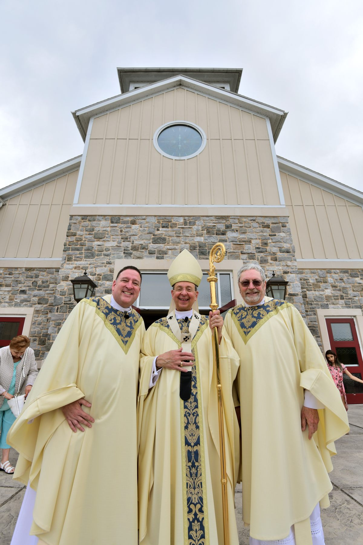 , St. Joseph Fifth  Anniversary Celebration, St. Joseph-on-Carrollton Manor Catholic Church