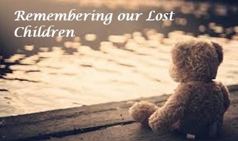 , Mass of Remembrance for Lost Children, St. Joseph-on-Carrollton Manor Catholic Church, St. Joseph-on-Carrollton Manor Catholic Church