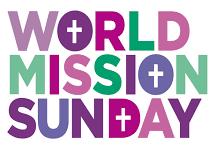 , World Mission Sunday, St. Joseph-on-Carrollton Manor Catholic Church, St. Joseph-on-Carrollton Manor Catholic Church