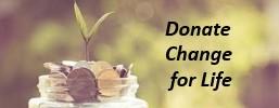 , Donate Change for Life, St. Joseph-on-Carrollton Manor Catholic Church, St. Joseph-on-Carrollton Manor Catholic Church
