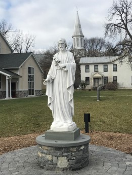 , St. Joseph at His New Home, St. Joseph-on-Carrollton Manor Catholic Church