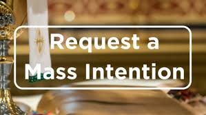 Click to Request a Mass Intention