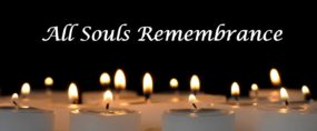 All Souls Remembrance