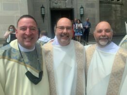 Our New Deacons