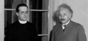 Einstein and Fr. Lemaître