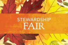 Stewardship Fair